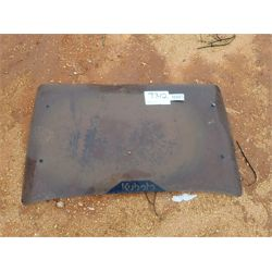KUBOTA PLASTIC WINDSCREEN Miscellaneous
