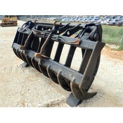 HYDRO AX GRAPPLE RAKE Grapple Attachment