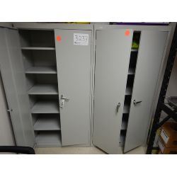 METAL STORAGE CABINET Office Equipment / Furniture