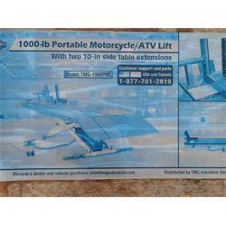 TMG INDUSTRIAL TMG-100PML PORTABLE LIFT Miscellaneous