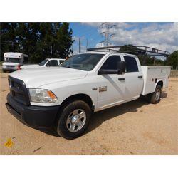 2014 RAM 2500 Service / Mechanic / Utility Truck