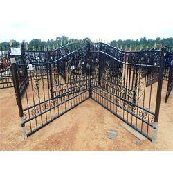 20' DECORATIVE IRON GATE  Miscellaneous
