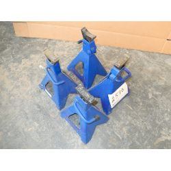 Jack Stands Shop Equipment