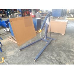 NAPA Engine Hoist Shop Equipment