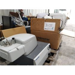 Microtrac Particle Analyzer S-3500