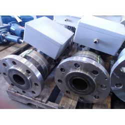 """APPROX (7) 4"""" 600# SWR Engineering Flanged Flowmeter Miscellaneous"""
