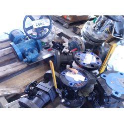 AT Ball valves, Powel valves, Global gear,  misc. sizes, 1 Pump, 1 Regulator Miscellaneous