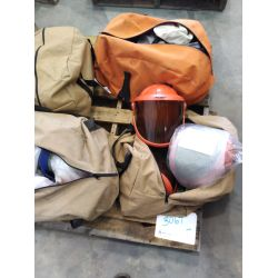 Arch Flash Suit Equipment - Electrical safety gear Miscellaneous