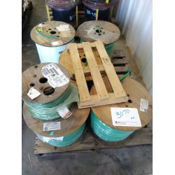 5-Rolls of Electrical Wire 22/3 Miscellaneous