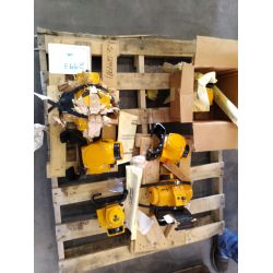 APPROX (6) Fisher Actuators Miscellaneous