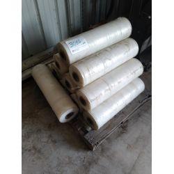 10 - Rolls of plastic wrap Miscellaneous