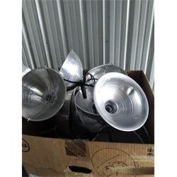 """Indoor & Outdoor lights """"Temporary lights, heat lamps, outdoor lights"""" Miscellaneous"""