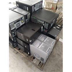 """Dell"" Computer Processors Approx. 22 Miscellaneous"