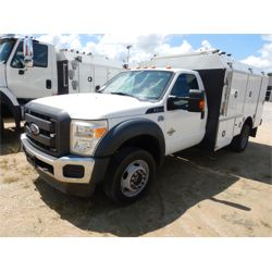 2014 FORD F550 Fuel / Lube Truck