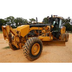 2011 CATERPILLAR 140M VHP PLUS Motor Grader