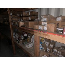 40' Conex w/misc. Electrical Components Miscellaneous