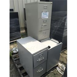 3 - File Cabinets Miscellaneous