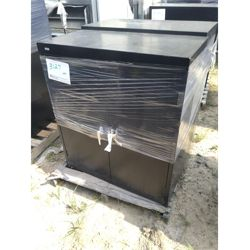 2 - Storage cabinets Miscellaneous
