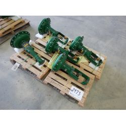 APPROX (5) FISHER 657 ACTUATORS Miscellaneous