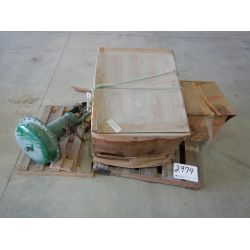 APPROX (2) FISHER 667 ACTUATORS Miscellaneous
