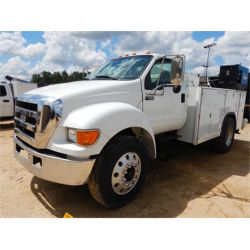 2000 FORD F650 Service / Mechanic / Utility Truck