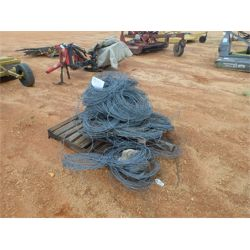 15.5 GAUGE BARBED WIRE  Miscellaneous