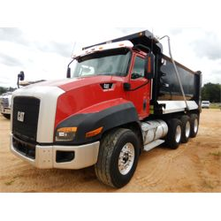2014 CATERPILLAR CT660S Dump Truck