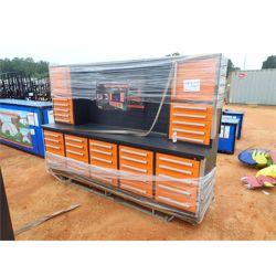 TMG INDUSTRIAL TMG-WBC250 WORKBENCH Shop Equipment