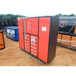 TMG INDUSTRIAL DTC7FT STORAGE CHEST Shop Equipment