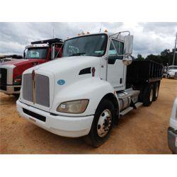 2009 KENWORTH T370 Dump Truck