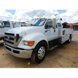 2011 FORD F650 Service / Mechanic / Utility Truck