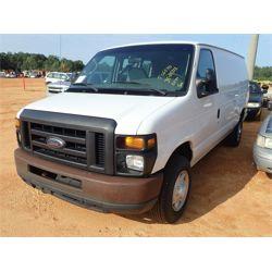 2008 FORD E250 Box Truck / Cargo Van