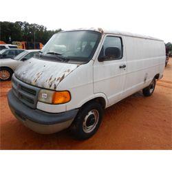 2001 DODGE  Box Truck / Cargo Van