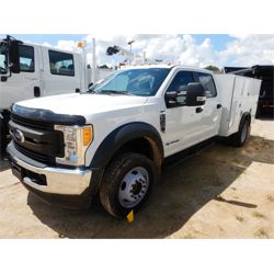2017 FORD F450 Service / Mechanic / Utility Truck