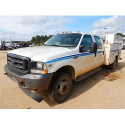 2002 FORD F450 Service / Mechanic / Utility Truck