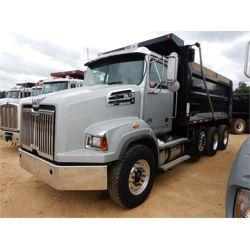 2017 WESTERN STAR 4700SB Dump Truck