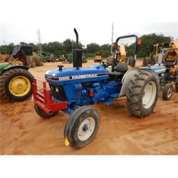 FARMTRAC FT555 Tractor