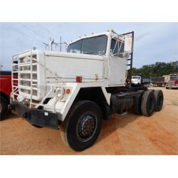 AM GENERAL M916 Day Cab Truck