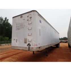 1989 GREAT DANE 7311TJWL Dry Van Trailer