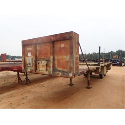 SOUTHWEST TRUCK BODY M871 Flatbed Trailer