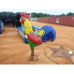 6' METAL ROOSTER Miscellaneous