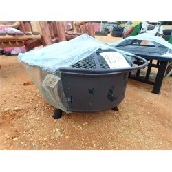 ROUND FIRE PIT Miscellaneous
