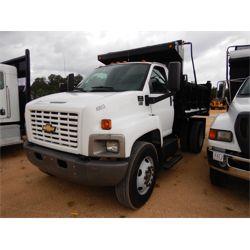 2009 CHEVROLET C8500 Dump Truck