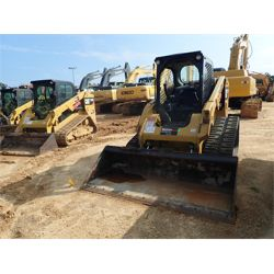 CATERPILLAR 279D Skid Steer Loader - Crawler
