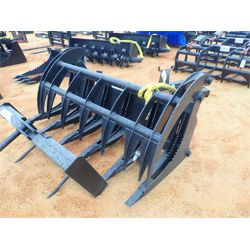 "66"" ROOT RAKE Skid Steer Attachment"