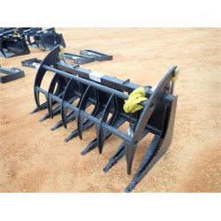 "72"" ROOT RAKE Skid Steer Attachment"