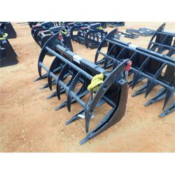 "68"" ROOT RAKE Skid Steer Attachment"