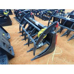"60"" ROOT RAKE Skid Steer Attachment"
