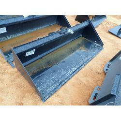 "84"" LOW PROFILE BUCKET Skid Steer Attachment"