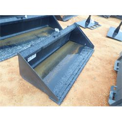 "68"" LOW PROFILE BUCKET Skid Steer Attachment"